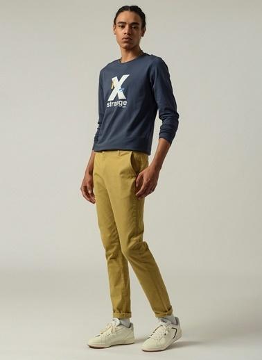 People By Fabrika Erkek Chino  Pantolon PFESS20PA0013 Camel